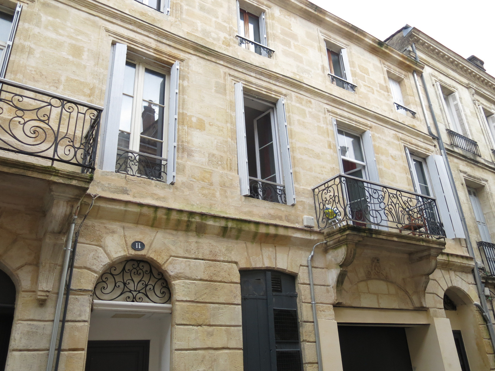 Location appartement t2 rue p nicaud chartrons for Location appartement bordeaux chartrons